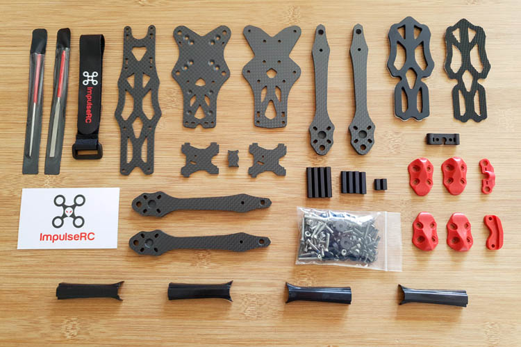 Base Frame Kit Contents